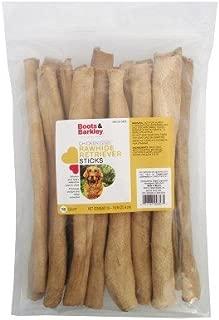 Chicken Flavored Rawhide Retriever Sticks 10