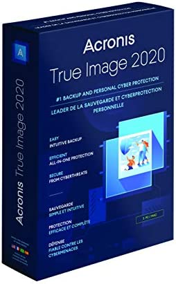 Acronis True Image 2020 3 Computer product image