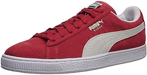 PUMA Unisex 356568-63_44 Sneakers, red, EU