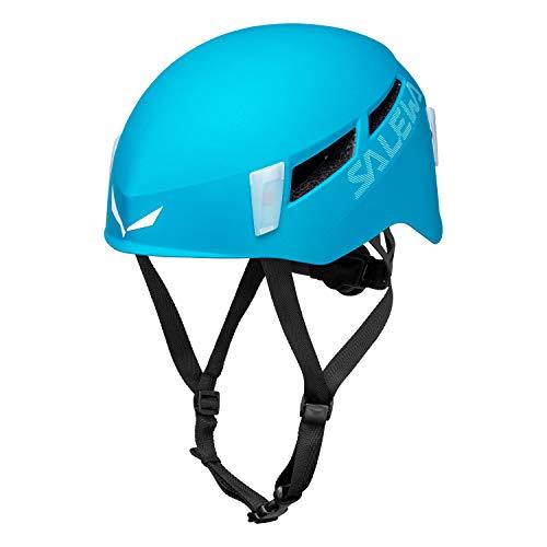 Salewa Pura Unisex Helm, Blau, S/M(48-58 cm)