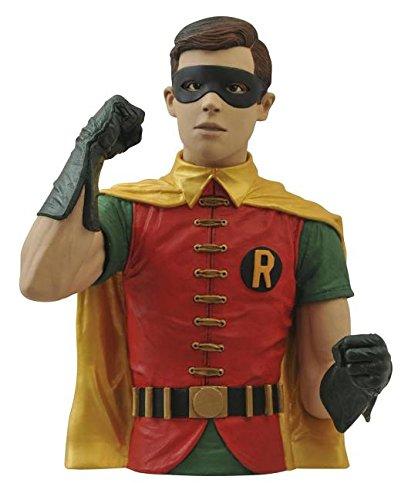 Diamond Select Batman 1966 Robin SPARDOSE BÜSTE Bust Bank