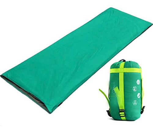 Black Temptation Sport Randonnée Camping Spring Outdoor Sleeping Simple Sacs Accessoires - Vert