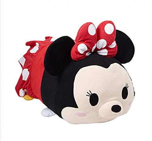 NIANMEI Arrivée 30 cm Minnie Mouse Mignonne Douce Anime en Peluche poupée Collection de Cadeaux de Noël