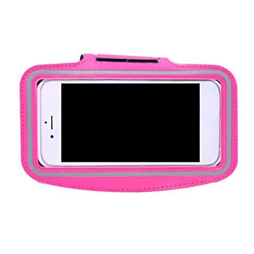 kexinda Teléfono móvil Smartphone Brazalete de 5 Pulgadas Deportes Corrientes Correa de la Caja Aptitud Suppies reemplazo para el iPhone 6/7