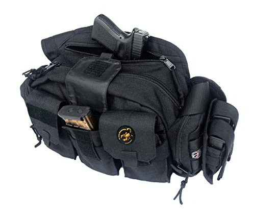 Black Scorpion Bail Out, Response Tactical Bag Punisher