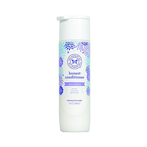 The Honest Company Truly Calming Lavender Conditioner | Hypoallergenic & Dermatologist Tested |...