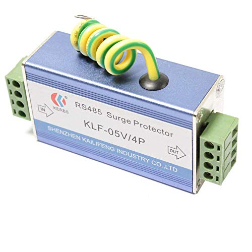 BeMatik - Überspannungsschutz Serie 10KA 5VDC RS485 4-polig