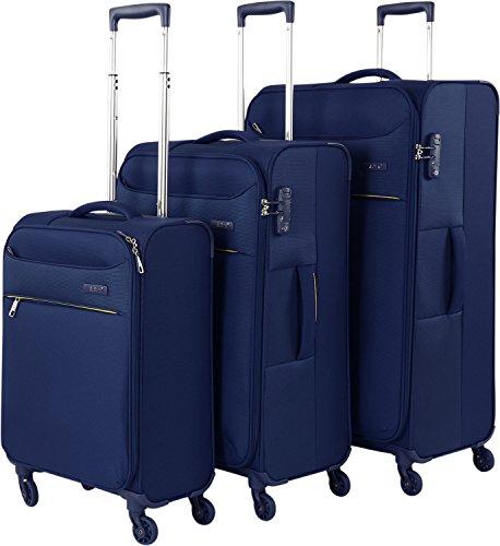 d & n Travel Line 6304 4-Rollen Kofferset 3tlg.