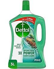 Dettol Pine Antibacterial Power Floor Cleaner 3L