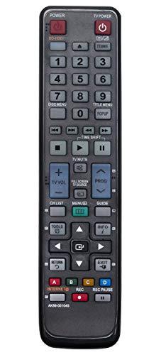 ALLIMITY AK59-00104S Fernbedienung Ersetzen für Samsung Blu-ray Disc Player BD-C8200 BD-C8500 BD-C8500M BD-C8500S BD-C8900M