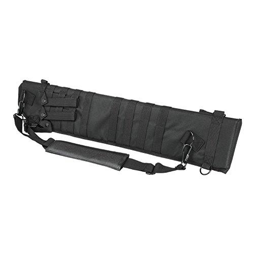 VISM by NcStar Tactical Shotgun Scabbard (CVSCB2917B), Black