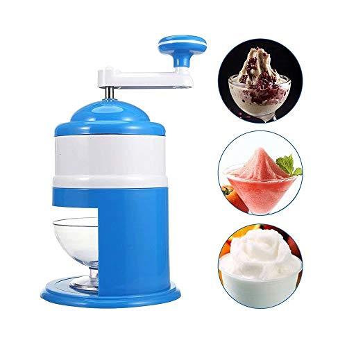 Manuelle Eisbrecher-Maschine Manuelle Crushing-Eismaschine Easy Ice Shaver Crusher Perfekt für Cocktails Home Kitchen Tools