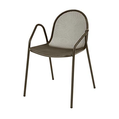 EMU Stackable armchair Nova Bar Furniture Outdoor Indoor Home