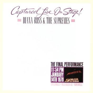 Captured Live On Stage! (Live At Las Vegas/1970)