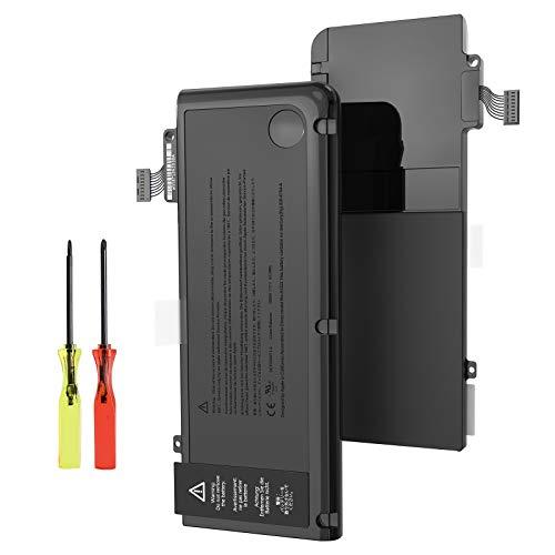 """A1278 A1322 Batería para MacBook Pro 13"""" (2009 2010 2011 2012 Años) MD101LL/A MD313LL/A MC700 MC700LL/A MD102LL/A MC374LL/A MB990LL/A MD314LL/A - Alta Capacidad[63.5Wh/10.95V]"""