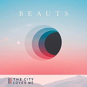 The City Loves Me (Radio Edit) - Single