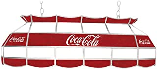 Coca-Cola Tiffany Gameroom Lamp, 40