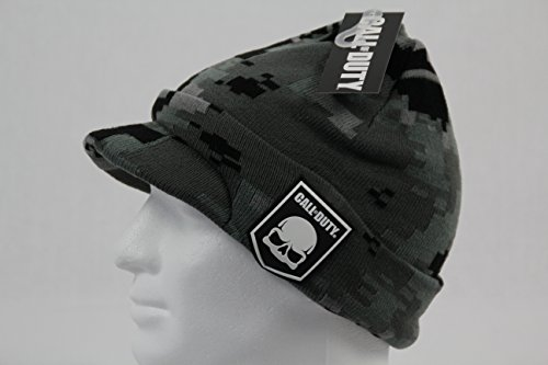 Call of Duty camouflage Beanie