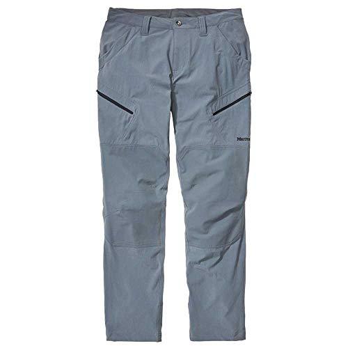 Marmot Limantour Pantalon, Steel Onyx, 32 Homme