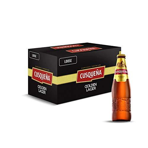 Cerveza CUSQUENA Peru Inka Bier