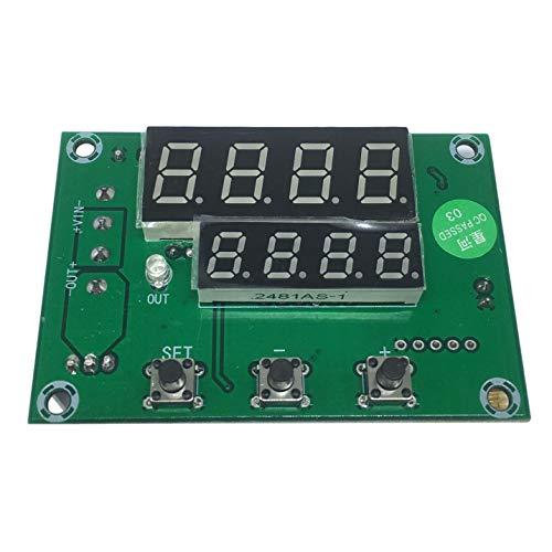 Monland Termostato Especial XH-W1510 para PelíCula de RefrigeracióN 10A Semiconductor PID Controlador de Termostato Digital Inteligente