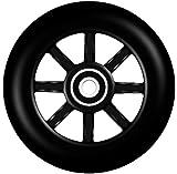 EzyRoller Ersatzrollen Classic und Drifter Ersatzräder Dreirad Kinder Scooter (schwarz)
