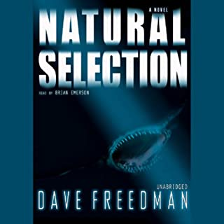 Natural Selection  audiobook cover art