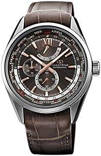 [オリエント]ORIENT 腕時計 ORIENTSTAR オリエントスター ワールドタイム 機械式 自動巻(手巻付) WZ0091JC メンズ