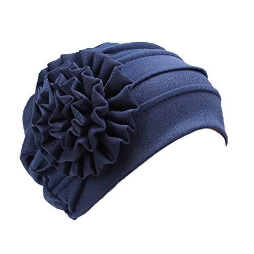 Headwraps para Las Mujeres del Casquillo del Sombrero del Turbante De