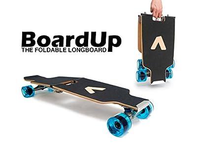 BOARDUP: The Portable Mini Skateboard Longboard for Commute and Travel
