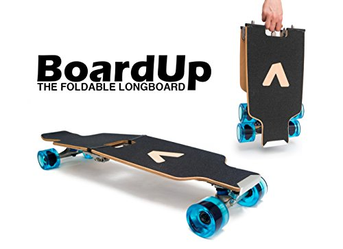 BoardUp: The Portable Mini Skateboard Longboard for Commute and...