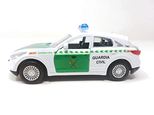 PLAYJOCS Coche Guardia Civil GT-1009