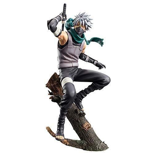 Naruto Naruto Figuras de acción Modelo de Mano 21 cm...