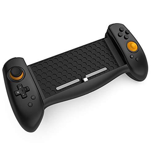 WXGZS Gamepad-Konsole, Ergonomischer Handgriff-Griff Mit Screen Capture-Taste, Sechs-Achsen-Gyroskop-Schwerkraft-Sensor-Game-Controller