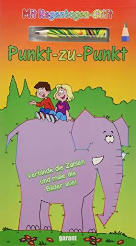 Punkt-zu-Punkt mit Stift – Elefant