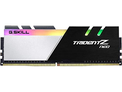 G.SKILL 16GB (2 x 8GB) Trident Z Neo Series DDR4 PC4-28800 3600 MHz 288-Pin di memoria desktop modello F4-3600C14D-16GTZNB