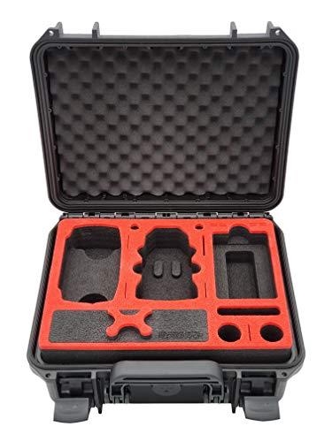 MC-CASES® Koffer für DJI Mavic Mini und Zubehör - In der Explorer Edition für die Fly More Combo - In Deutschland hergestellt