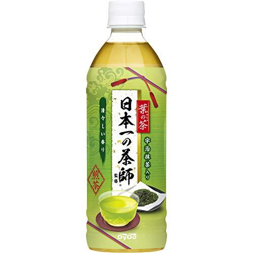 ダイドードリンコ ド 葉の茶 日本一の茶師監修 500X24
