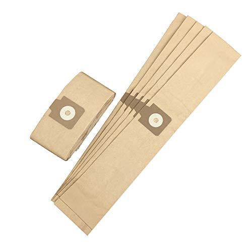 10er Pack Clean Fairy Staubsaugerbeutel Kompatibel mit Nilfisk Euroclean Kent GD930 UZ930 UZ935 DP9000 UZ920 UZ930S, Z970, Z990 Ersatz für Nilfisk Teile-Nr. 1407015020