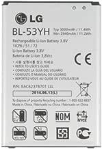 LG G3 (CDMA-GSM) D850, D851, D855, LS990, LS740, VS985 OEM Battery (BL-53YH)
