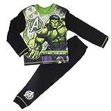 Jungen Avengers Marvel Schlafanzug Set Thor Hulk Iron Man Captain Amerika 4-5Y to 9-1...