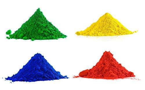 BEKATEQ BE-120 ijzeroxidpigmenten kleurpigmenten voor betonverf, epoxyhars 25kg rood