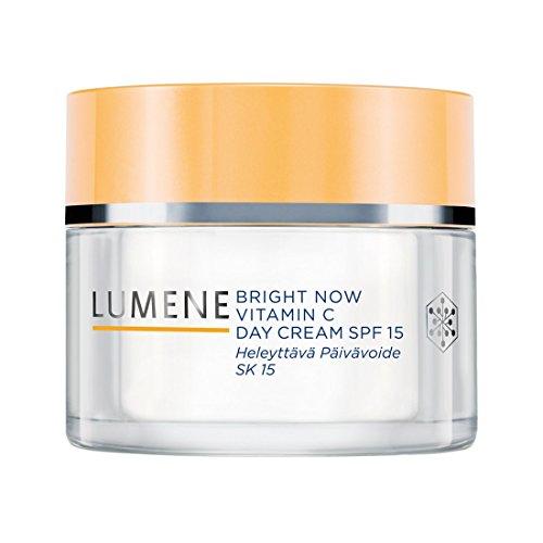 Lumene Bright Now Vitamin C Moisturizer SPF 15, 1.7 Fluid Ounce