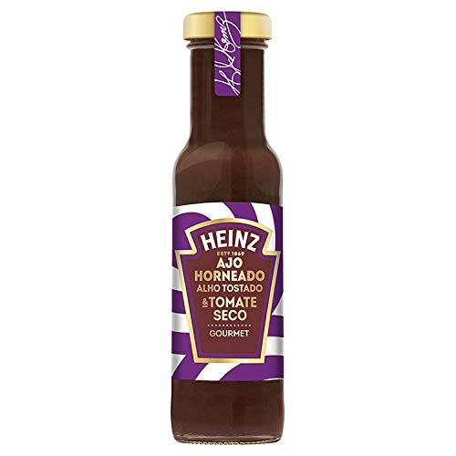 Heinz Ketchup Ajo Horneado & Tomate Seco 265g