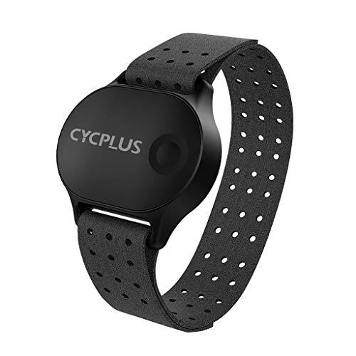 Firedancekid CYCPLUS - Pulsera con monitor de ritmo cardíaco Bluetooth 4.0 ANT+sensor inalámbrico