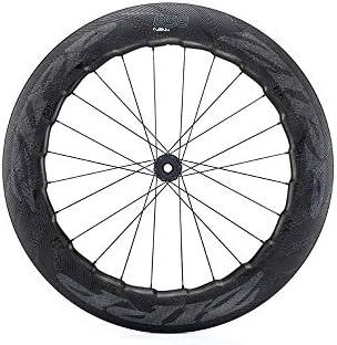 Zipp 858 NSW Clincher Front Wheel, Rim Brake, Impress Graphics, Size 700C