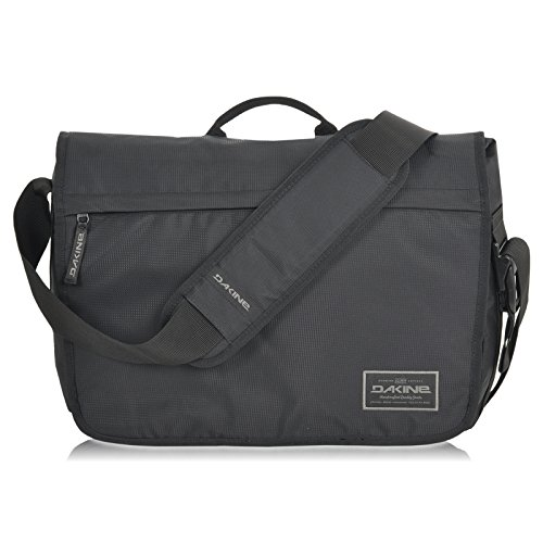 Dakine Messenger Hudson, black, One size, 20 liters, 8130003