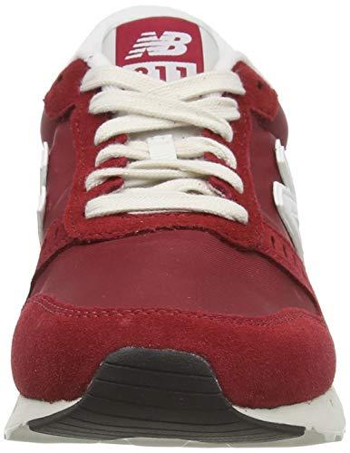 New Balance 311 Core, Zapatillas Hombre, Rojo (Scarlet), 40 EU