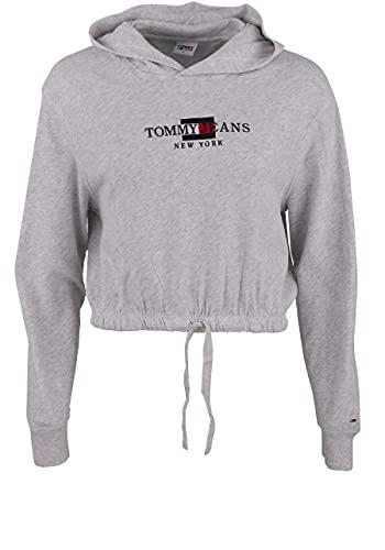 Tommy Hilfiger Jeans - Tommy Hilfiger Jeans Felpa Donna - grey - S
