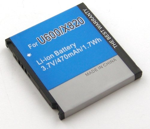 Akku kompatibel mit Samsung SGH-D830, SGH-E840, SGH-U600, SGH-X820
